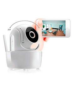 Моторизированная внутренняя камера HD VISIDOM ICM100 WiFi/LAN
