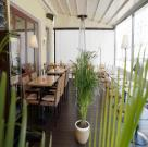 Новая терраса ресторана Курвуазье 12